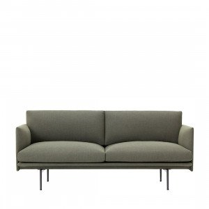 Muuto Outline Bank, 2-zits