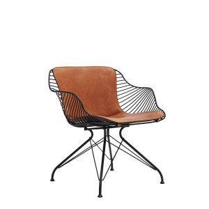 Overgaard en Dyrman Wire Loungestoel