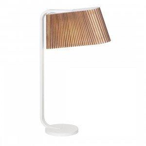 Secto Design Owalo 7020 Tafellamp Walnoot