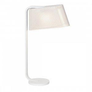 Secto Design Owalo 7020 Tafellamp Wit