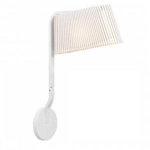 Secto Design Owalo 7030 Wandlamp Wit