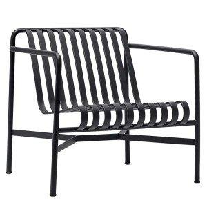 HAY Palissade Loungestoel, lage rug