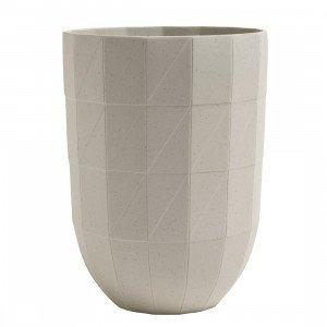 HAY Paper Porcelain Vaas