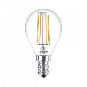 Philips LED E14 Filament Lichtbron 4.3W