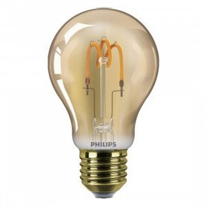 Philips LED E27 Vintage Lichtbron 2.3W