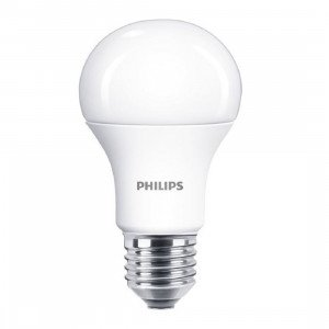 Philips LED E27 Lichtbron 10.5W Dimbaar
