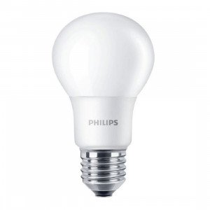 Philips LED E27 Lichtbron 8.5W Dimbaar