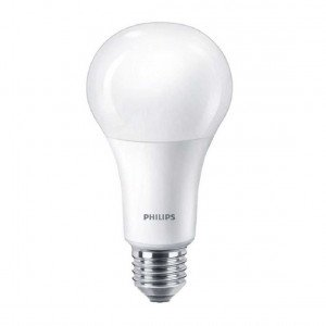 Philips LED E27 Lichtbron 8W