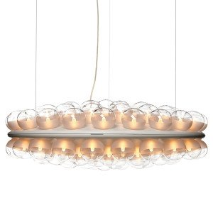 Moooi Prop Light Round Double Horizontal Hanglamp