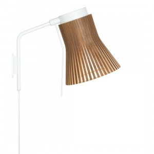 Secto Design Petite 4630 Wandlamp Walnoot
