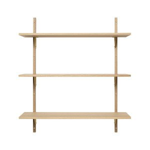 Ferm Living Sector Triple Wandplank