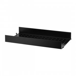 String Metal Shelf High Edge
