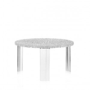 Kartell T-Table Bijzettafel Low