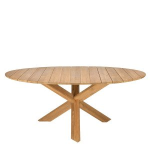 Ethnicraft Circle Outdoor Tafel