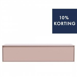 Ruijch The Box Wandmeubel Dusty Pink Special Edition