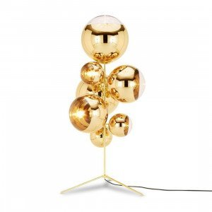 Tom Dixon Mirror Ball Vloerlamp