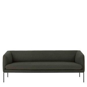 Ferm Living Turn Sofa 3-zits Bank Wolmix