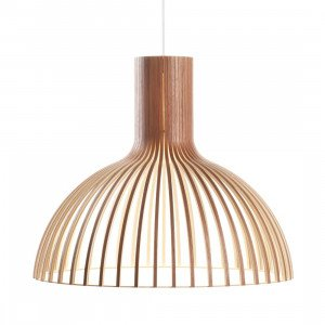 Secto Design Victo 4250 Hanglamp Walnoot