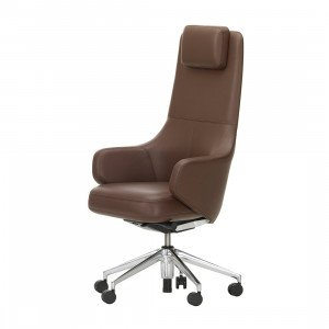 Vitra Grand Executive Highback Bureaustoel