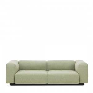 Vitra Soft Modular Sofa 2-zits Bank