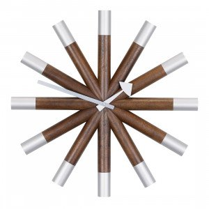 Vitra Wheel Clock Klok
