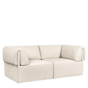 Gubi Wonder Sofa 2-zits Bank