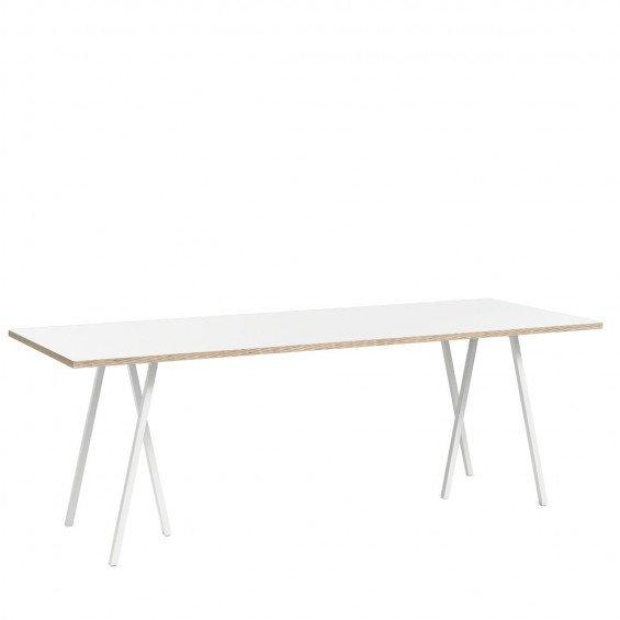 Eettafel Wit Design.Hay Loop Stand Tafel Misterdesign