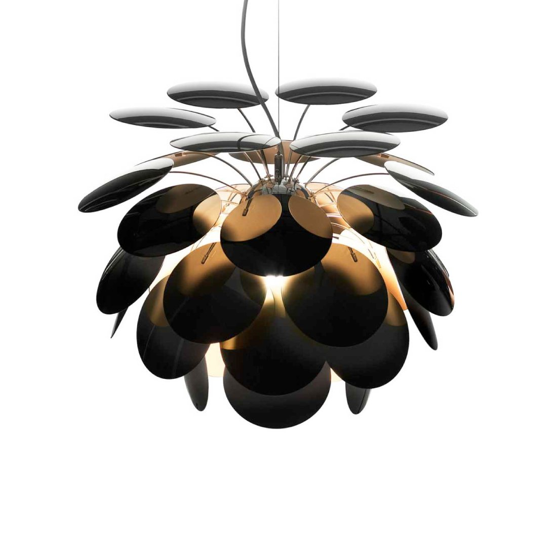 Marset Discocó 68 Hanglamp Zwart