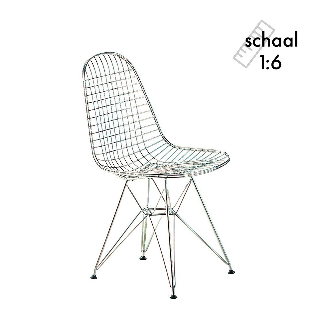 DKR Wire Chair Miniatuur - Vitra