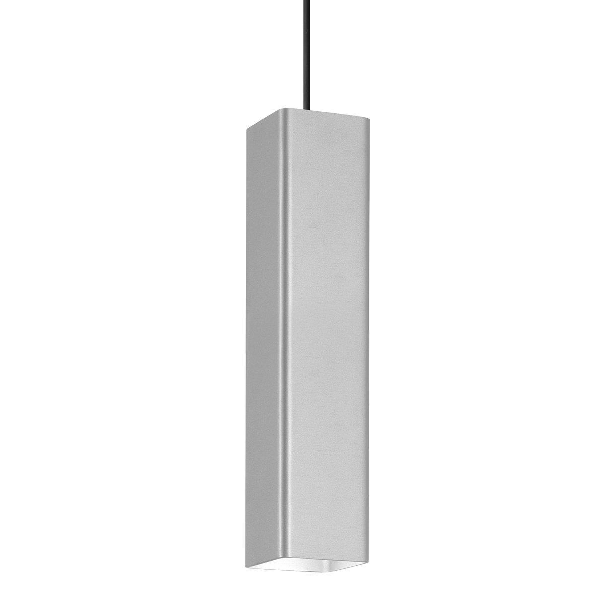 Wever & Ducr� Docus 3.0 Hanglamp Aluminium Brushed - 2700 Kelvin