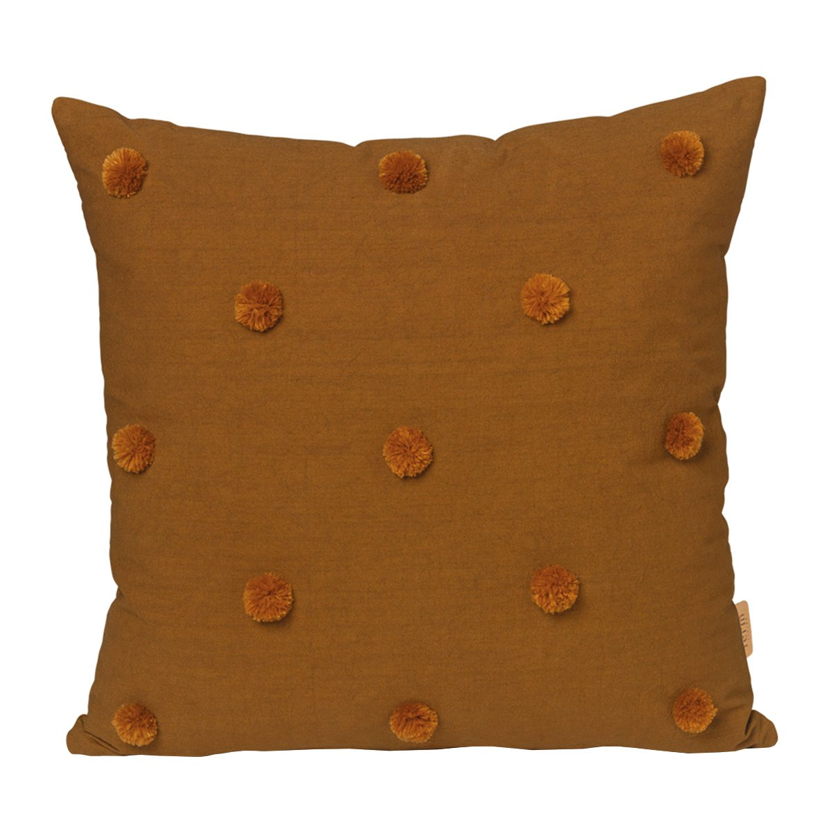 Ferm Living Dot Tufted Kussen - Sugar Kelp