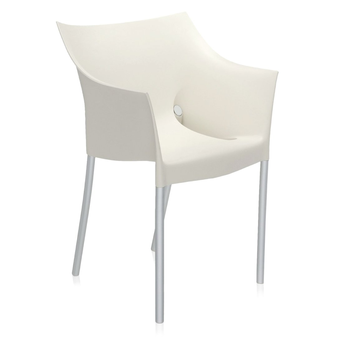 Kartell Dr. No Stoel Wit