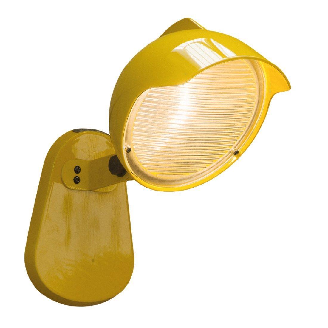 Diesel Duii Mini Wandlamp Geel