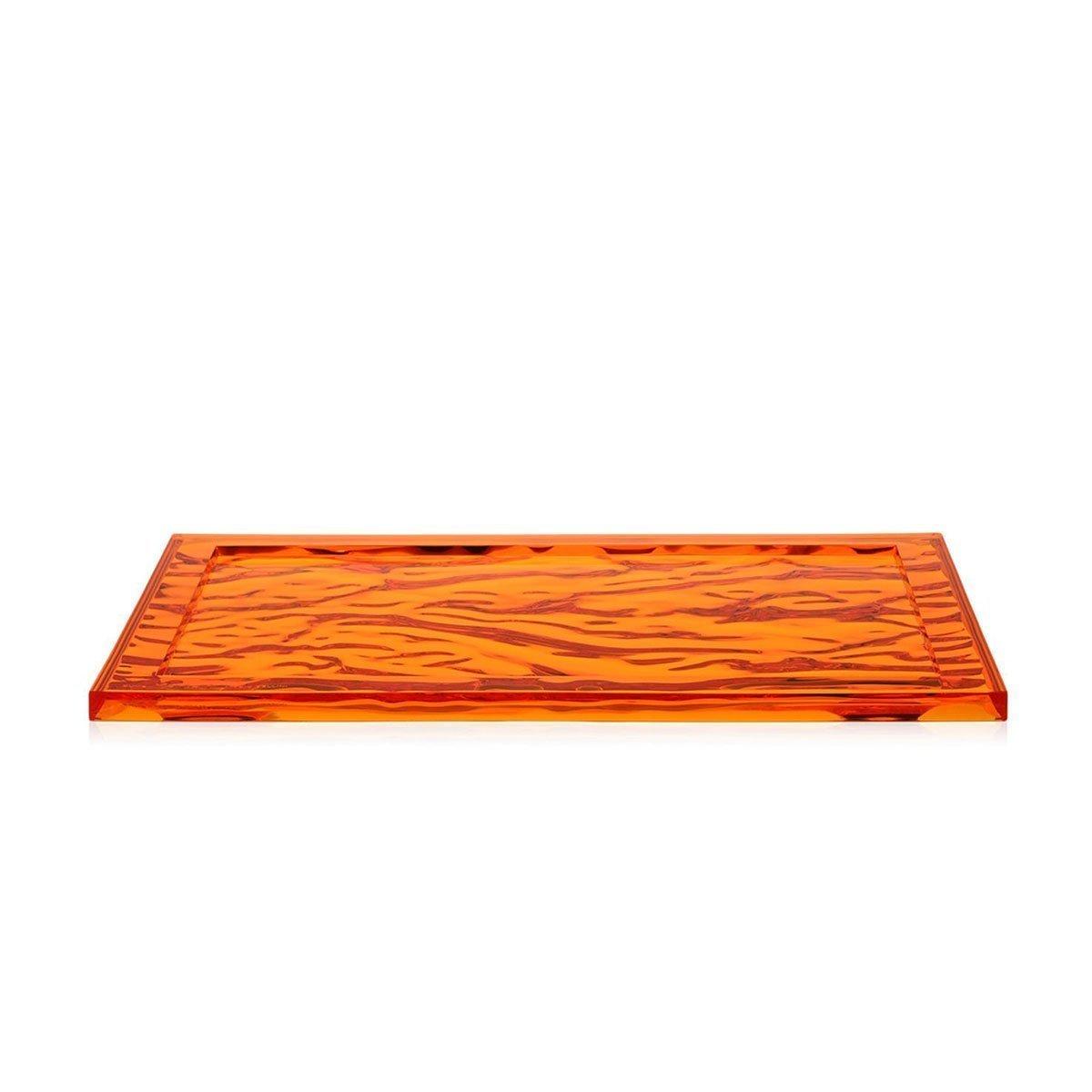 Kartell Dune Dienblad - Klein - Oranje