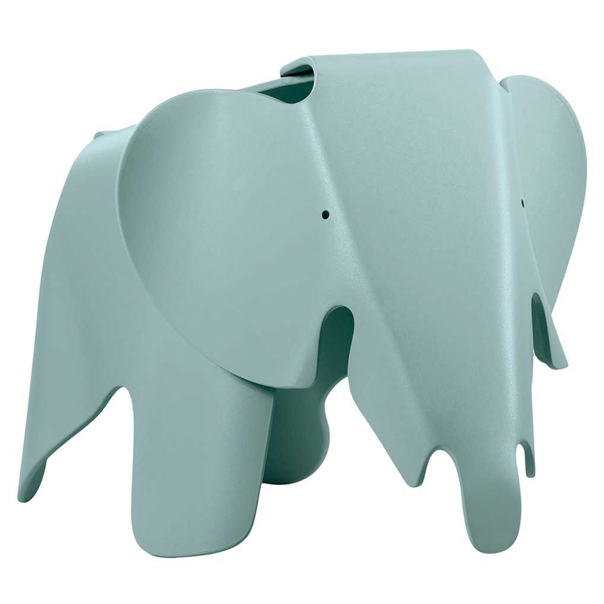 Vitra Elephant Kinderstoel IJsgrijs