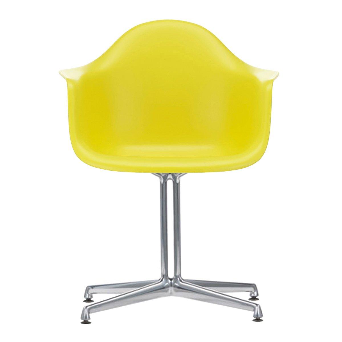 Vitra Eames Plastic Chair DAL Armstoel - Sunlight