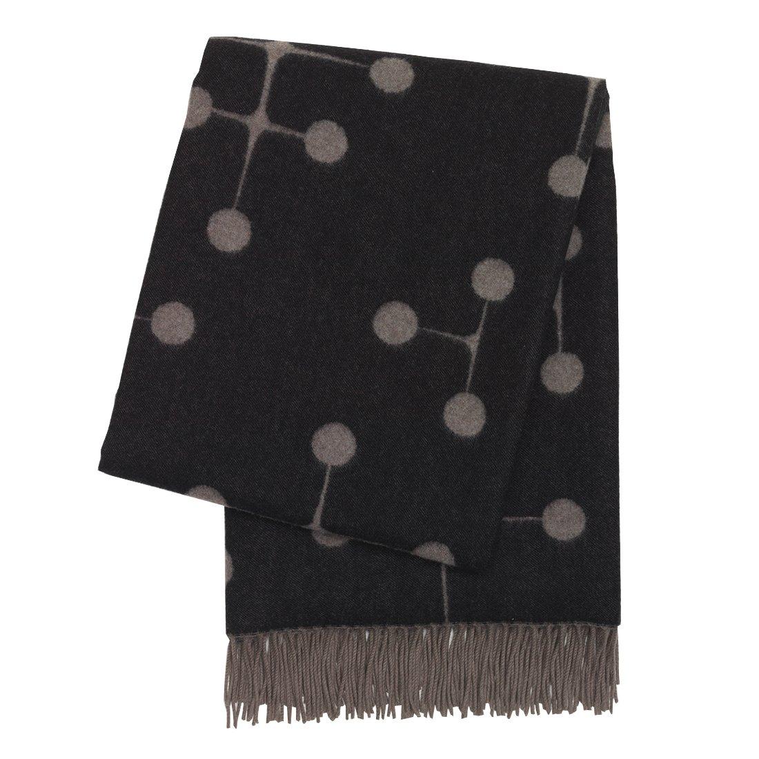 Vitra Eames Wool Deken Black