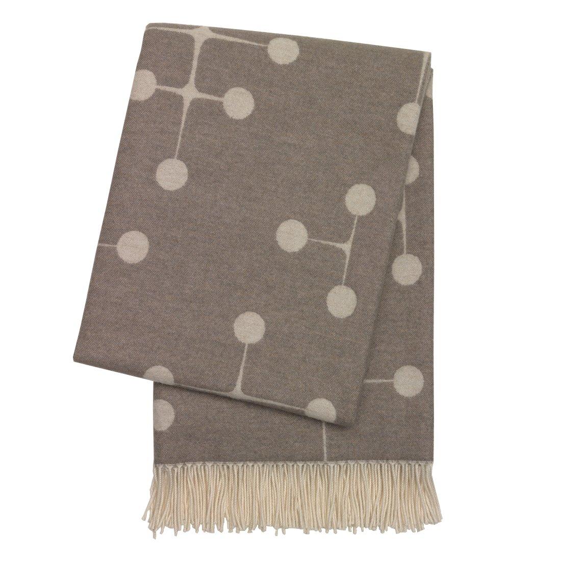 Vitra Eames Wool Deken Taupe