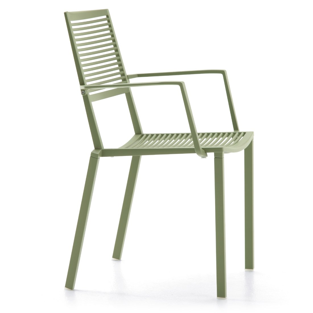 Fast Easy Armchair Armstoel Sage Green