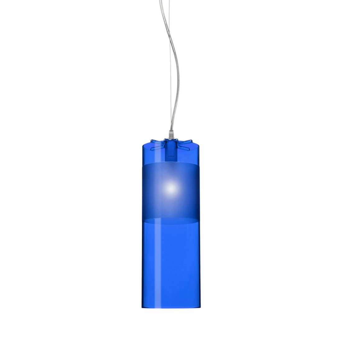 Kartell Easy Hanglamp Blauw