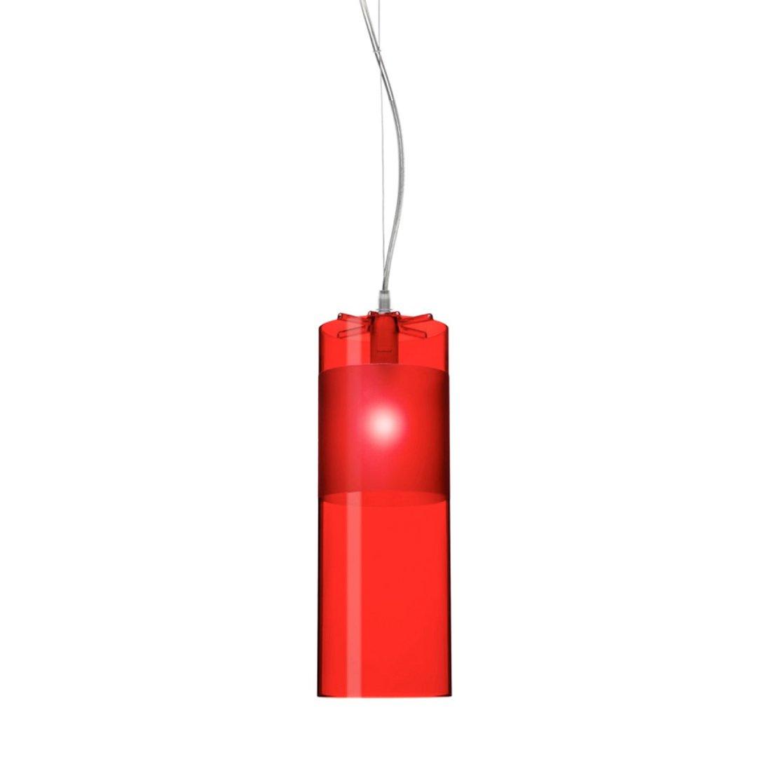 Kartell Easy Hanglamp Rood