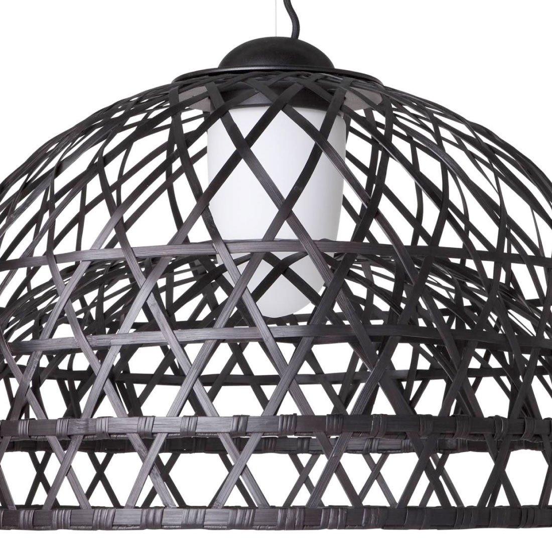 Moooi Emperor Hanglamp Medium Zwart