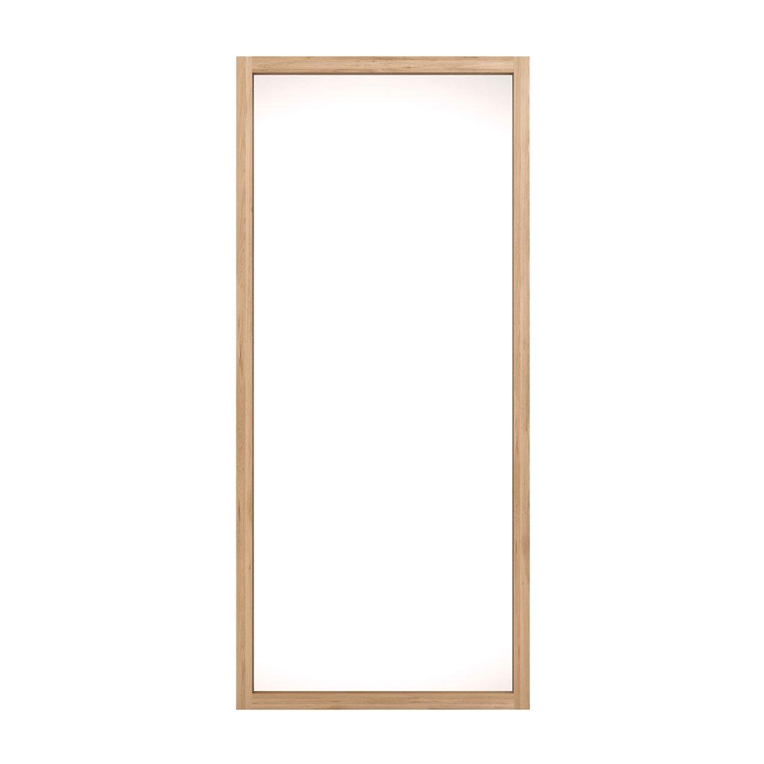 Ethnicraft Light Frame Spiegel Eiken 90 x 200 x 5 cm