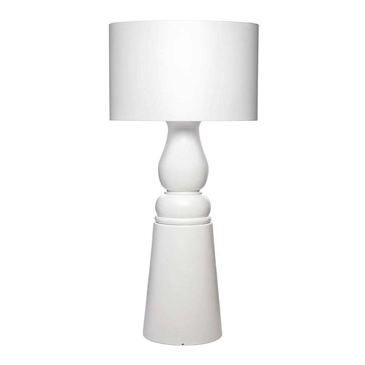 Moooi Farooo Vloerlamp - Wit - Large