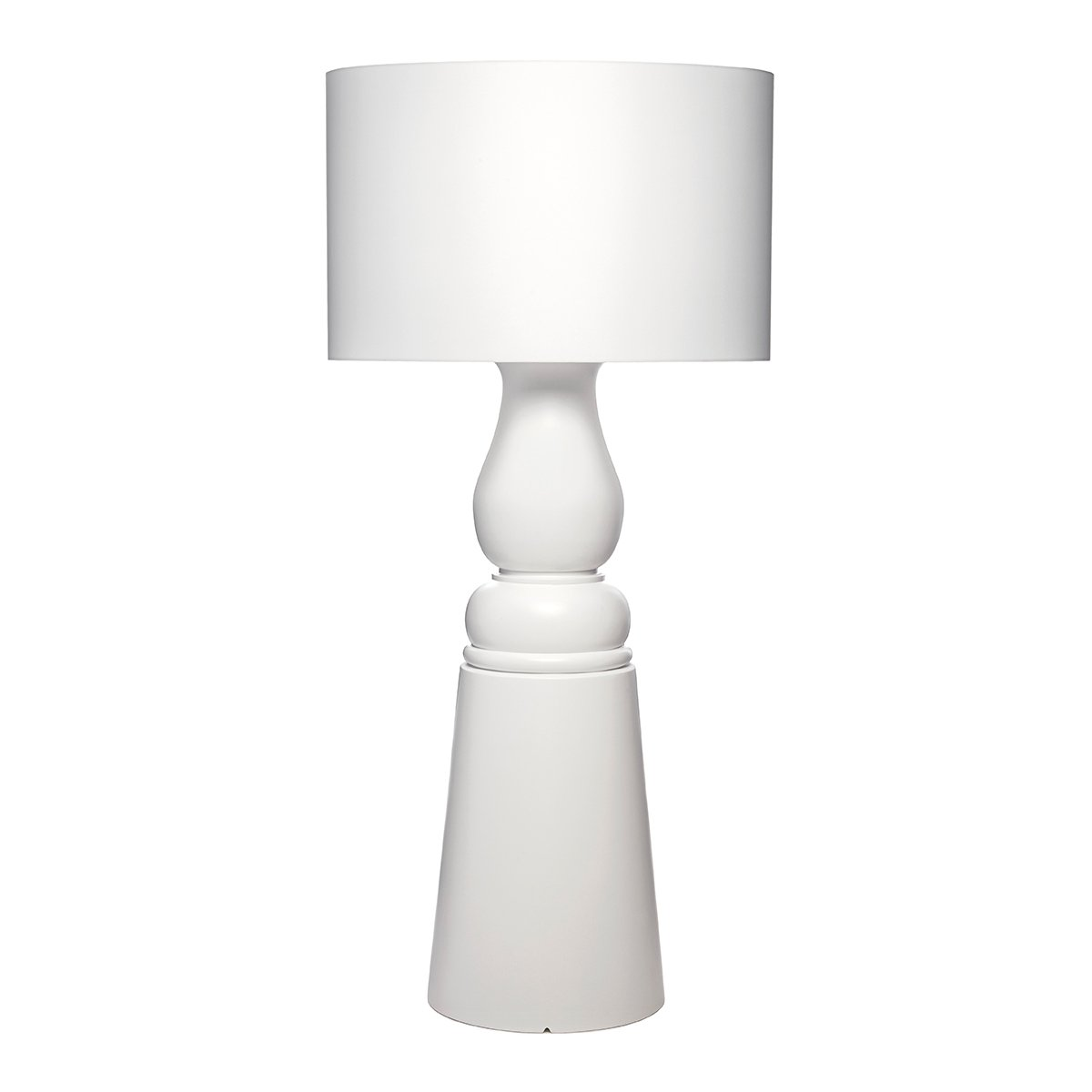 Moooi Farooo Vloerlamp - Wit - Medium