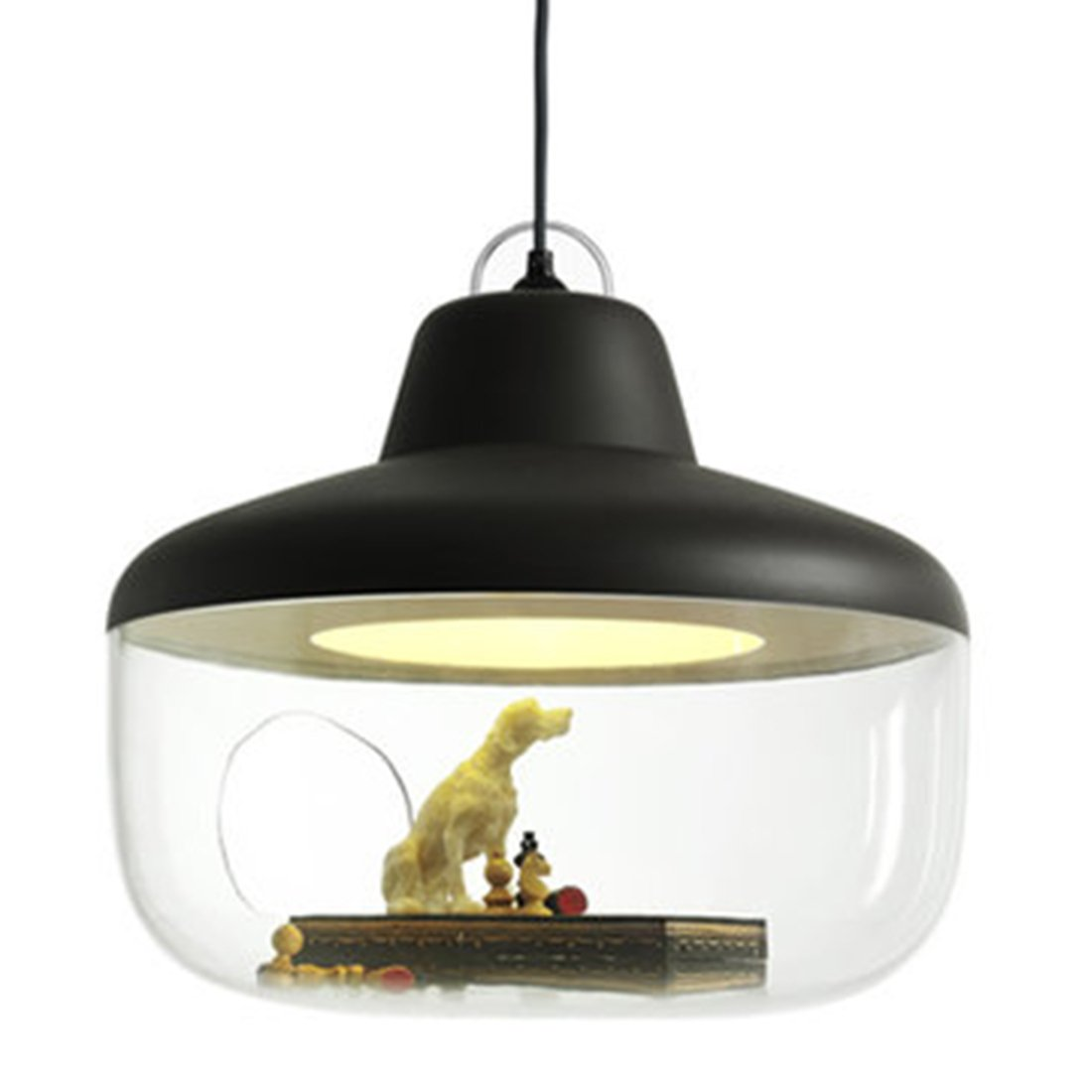 Chen Karlsson Favourite Things Hanglamp Zwart