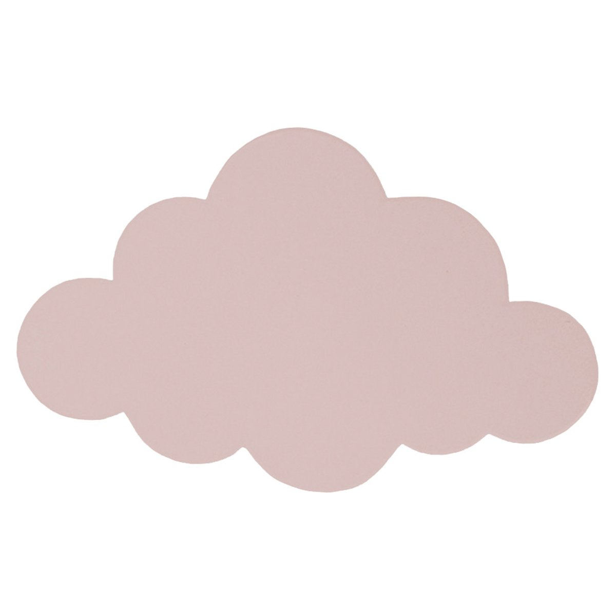 Ferm Living Cloud Wandlamp Dusty Rose