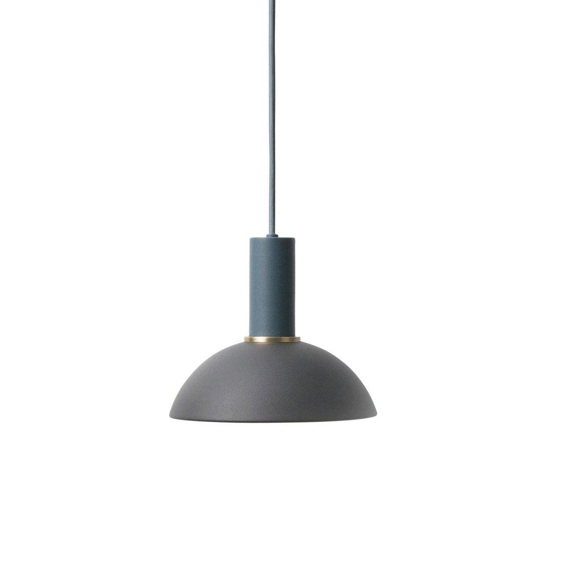 Ferm Living Collect Hoop Zwart Low Hanglamp