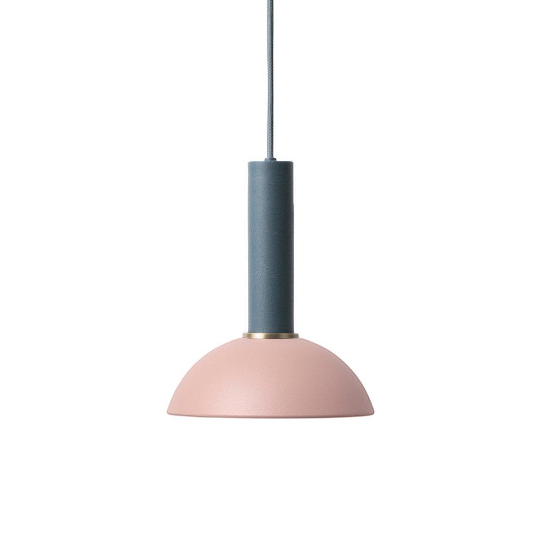 Ferm Living Collect Hoop Roze High Hanglamp