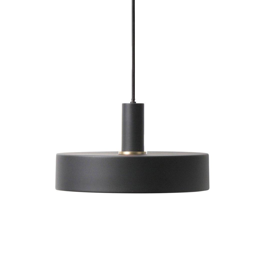 Ferm Living Collect Record Low Hanglamp Zwart